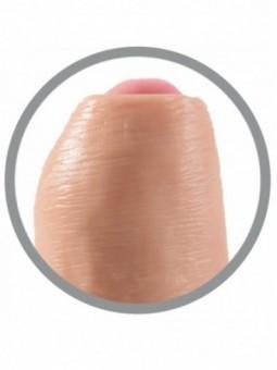 dillio dildo con ventosa rosa 229 cm